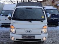 Hyundai Porter 2. Тент. Удлиненный (Хундай Портер 2)